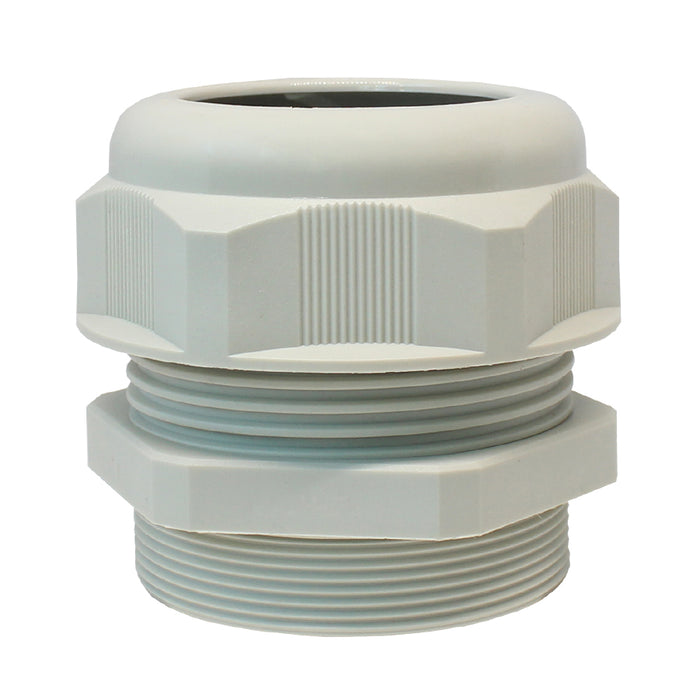 PG48 Nylon Cable Glands - 37-44mm - Beige - PG4844BG
