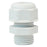 PG9 Nylon Cable Glands - 4-8mm - Gray - PG0908GY