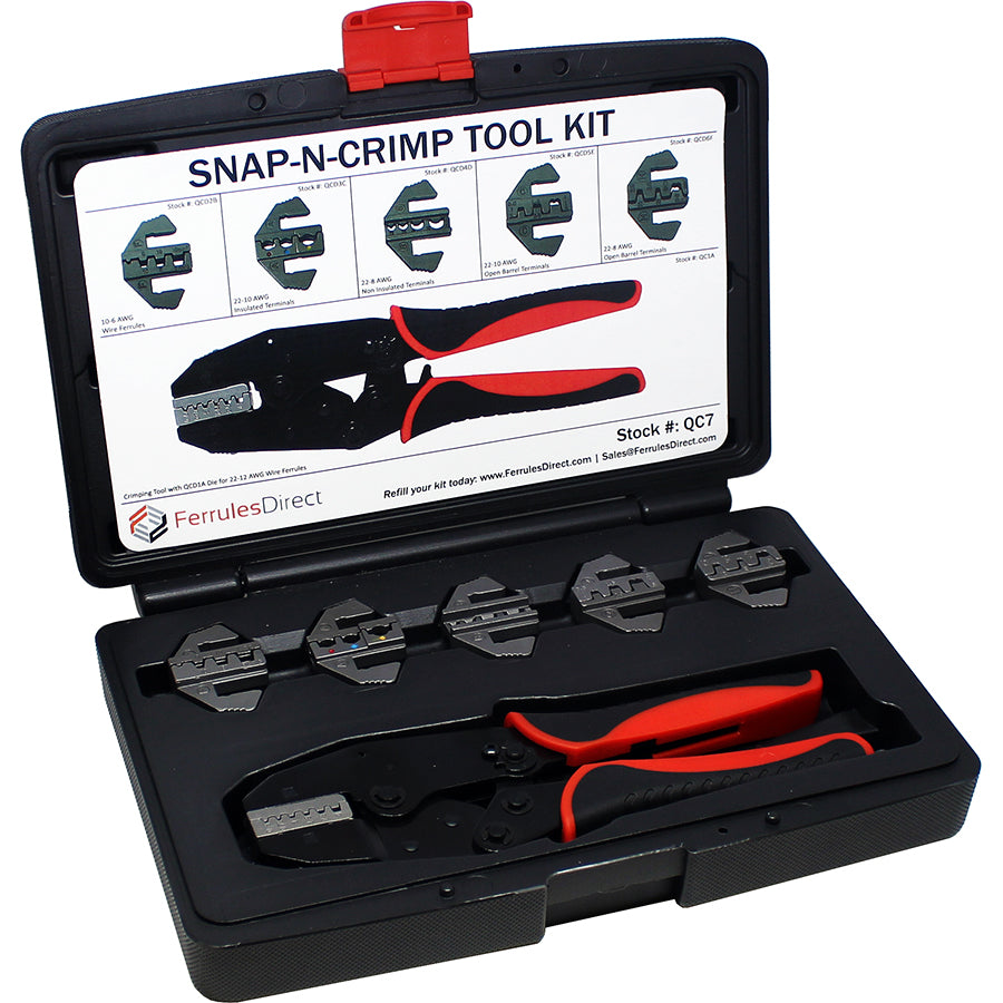 Snap-n-Crimp Kits