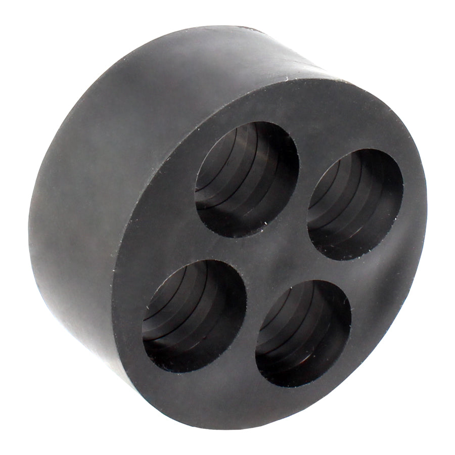 "NPT1SR-4H - 1"" Multi Hole Seal - 4 holes"