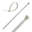 "NZ10350 - Cable Tie with Steel Inlay - Natural - 10x350mm (.39x13.8"")"