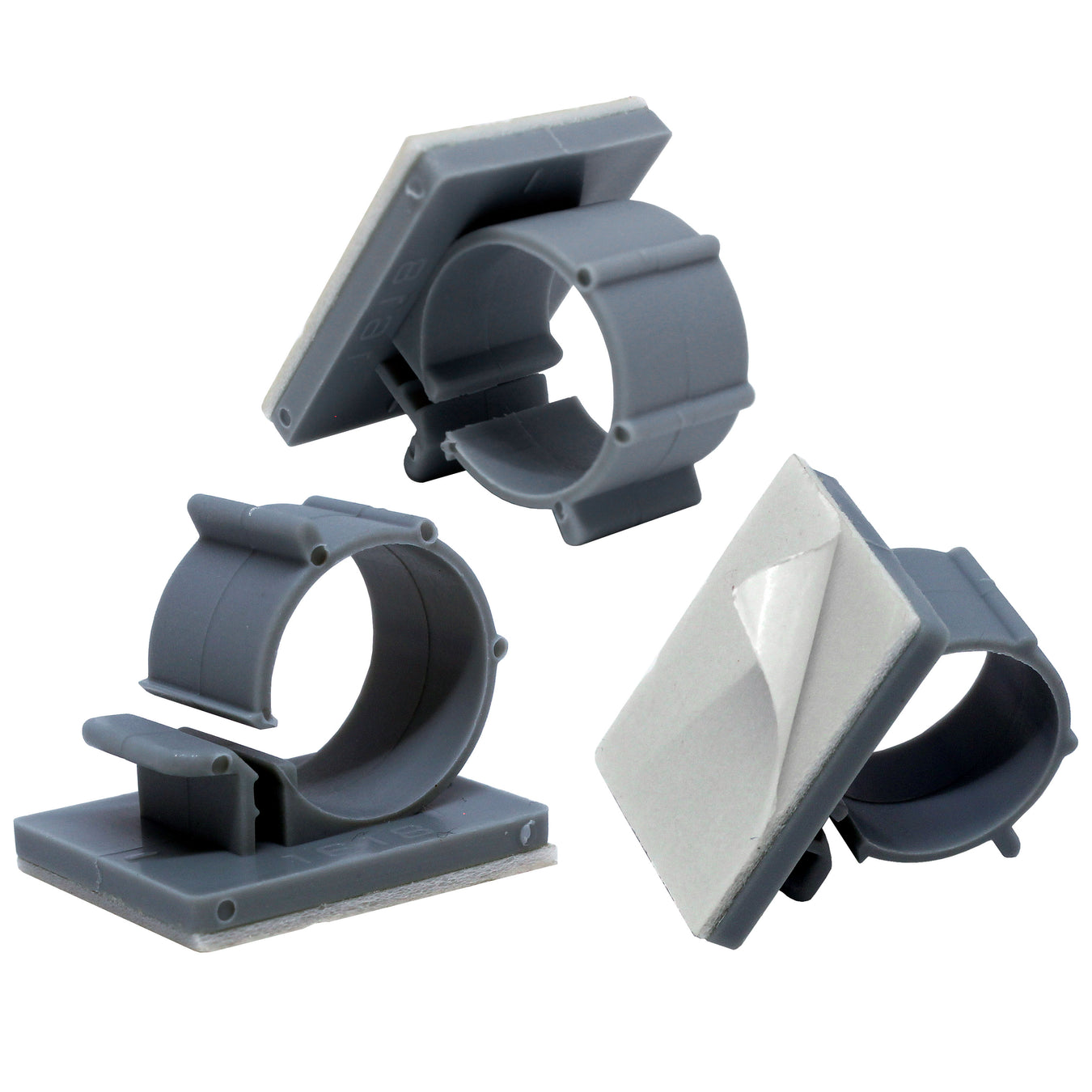 Self-Adhesive Clamps