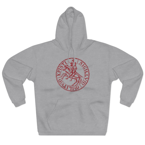 Knights Templar | Hooded sweatshirt