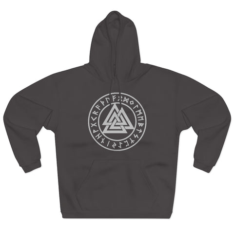 Valknut | Hooded Sweatshirt