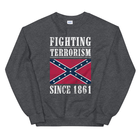 Fighting Terrorism | Sweatshirt (S-5XL)