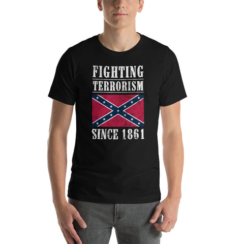 Fighting Terrorism | T-shirt (unisex)