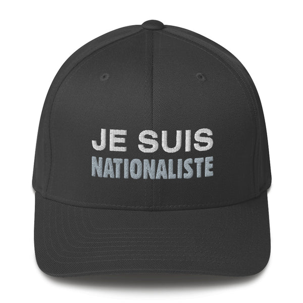 Je Suis Nationaliste | Structured Twill Cap