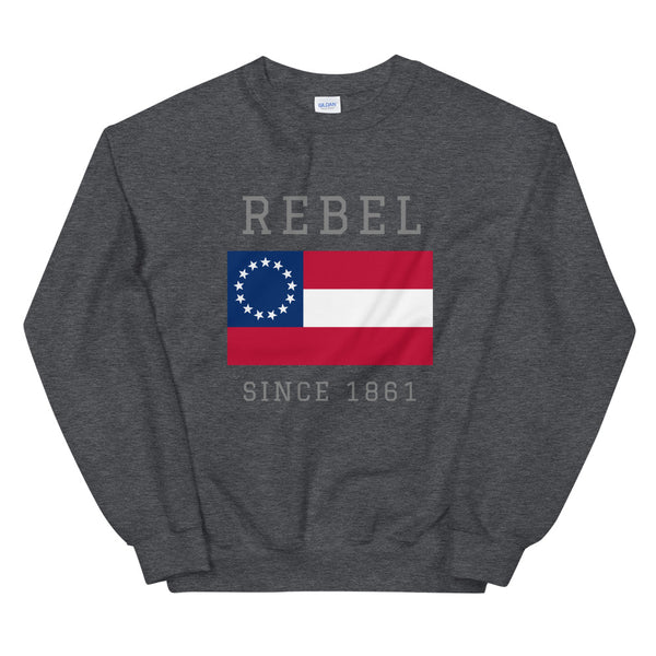 Rebel Since 1861 | Sweatshirt (unisex)