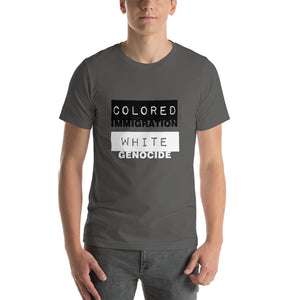 Colored immigration.. | T-shirt (unisex)