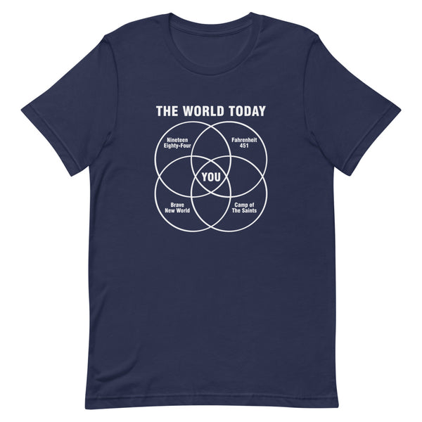 The World Today | T-Shirt (XS-3XL)
