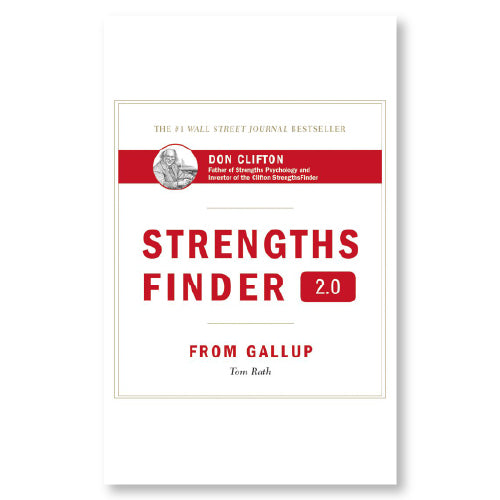 Find Your Strengths Book