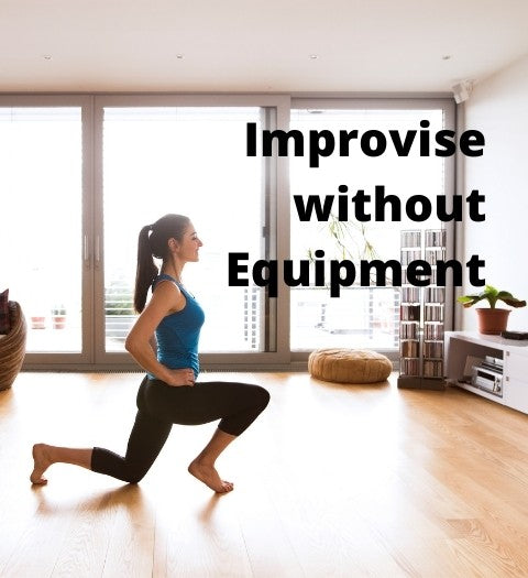 Exercise at home without equipment