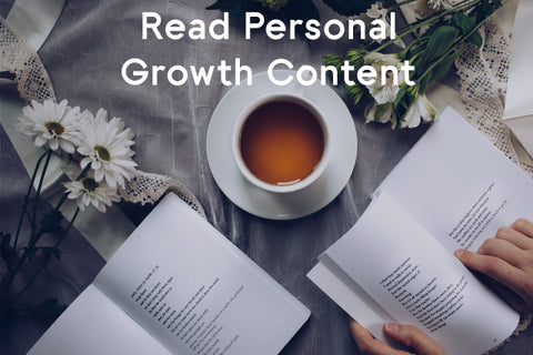 read personal growth content
