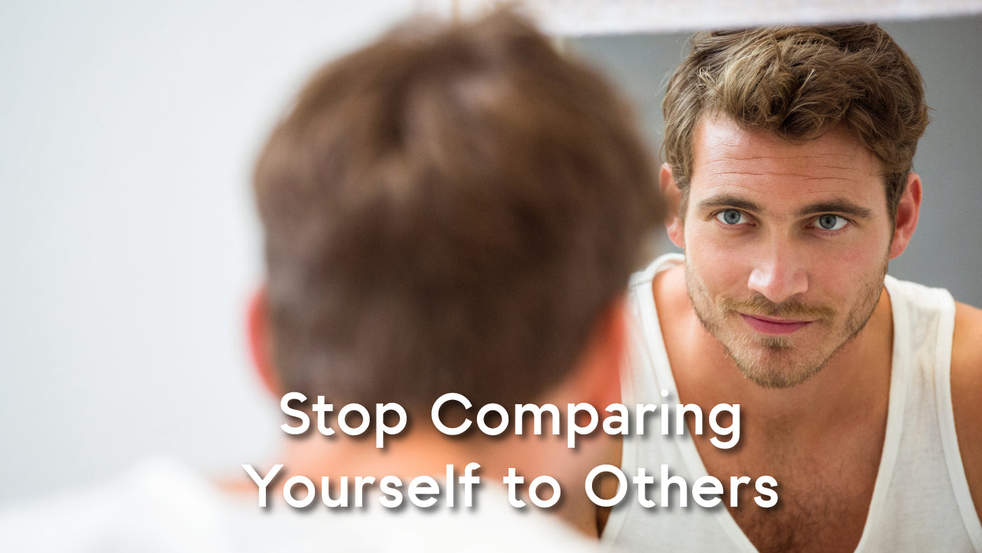 Fearlessly tap into your strength and stop comparing yourself to others