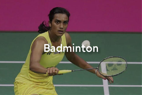 Badminton for women