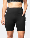 Power FIT - Bike Shorts Black
