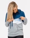 ** CLEARANCE ** Breastfeeding Hoodie - Casual Hoodie Fresh