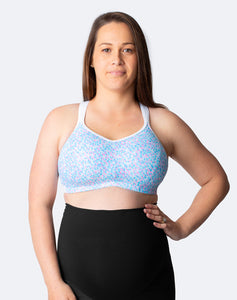 High Impact Sports Bra - Ultimate Bra Confetti