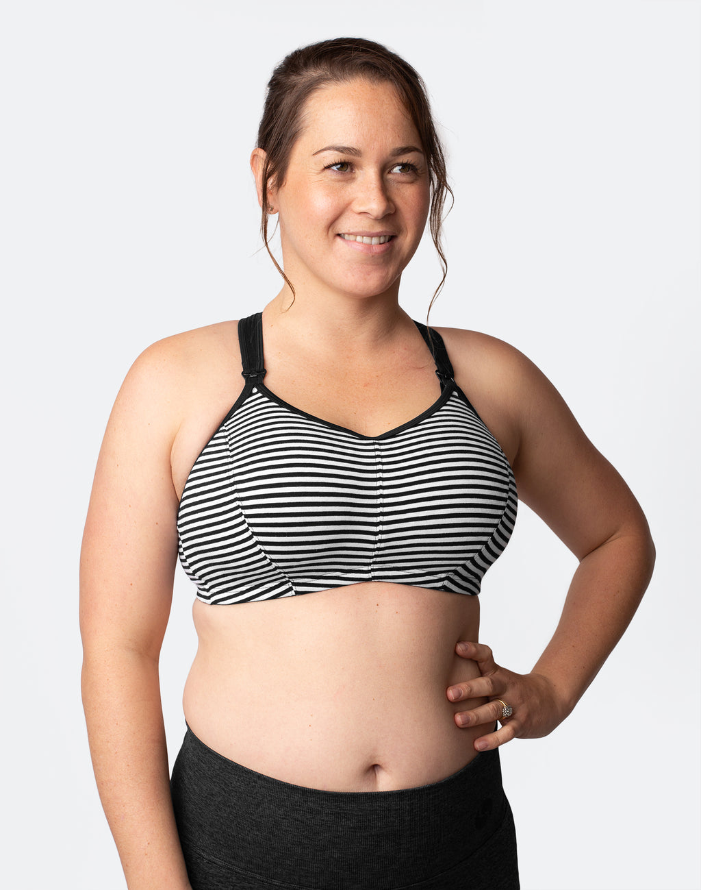 Nursing Sports Bra - Ultimate Bra Stripe