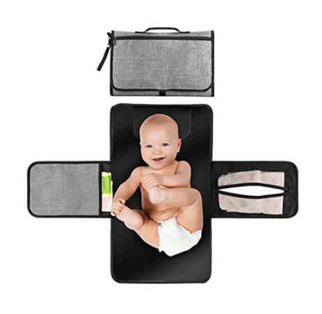 Best Portable Waterproof Diaper Changing Pad
