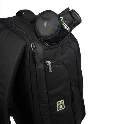 BACKPACK w/ INTEGRATED SUITER