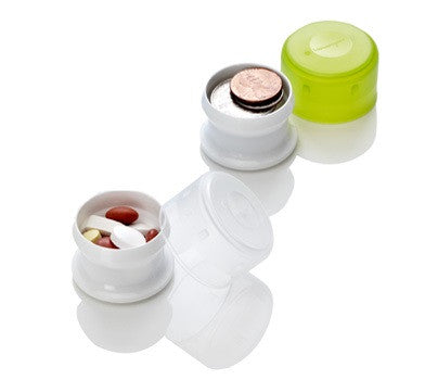 SQUEEZABLE TRAVEL CONTAINERS