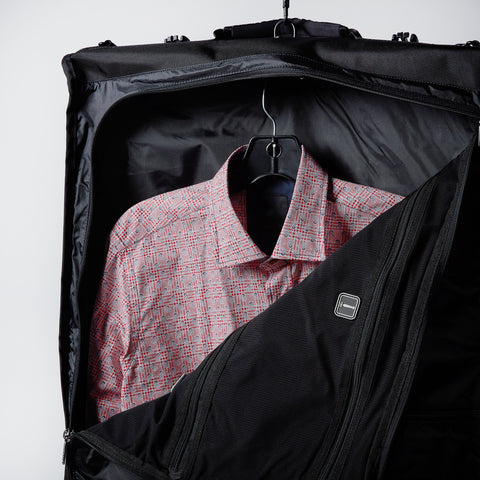 GENIUS TRI-FOLD CARRY ON GARMENT BAG