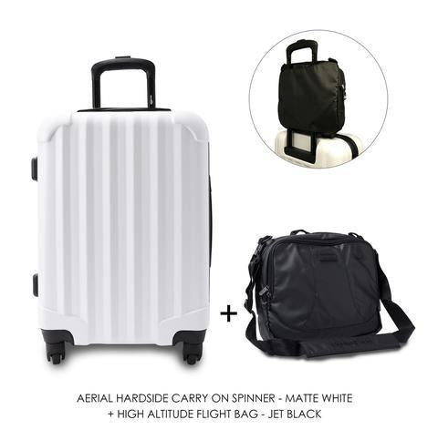 AERIAL HARDSIDE CARRY ON SPINNER