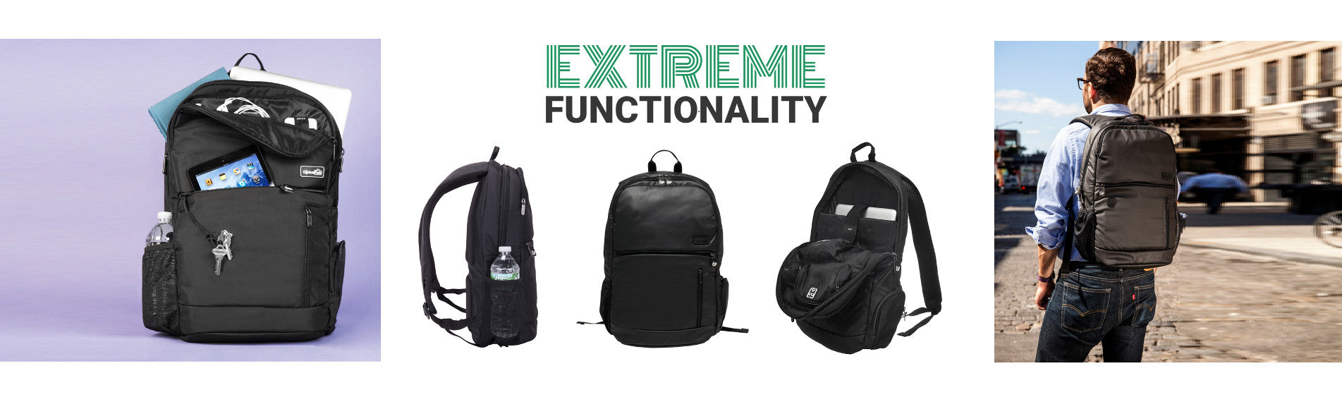 a2a2eb11118f Genius Pack | Extremely Functional Luggage, Innovative Travel Products