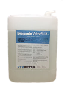 Ecobeton Evercrete, 5 Gallon Jug (with spigot)