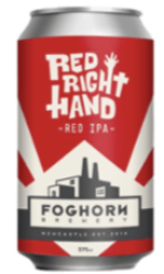 The Beer Drop Foghorn Brewery - Red Right Hand Red IPA