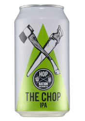 The Beer Drop Hop Nation The Chop IPA