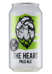 The Beer Drop Hop Nation The Heart Pale Ale
