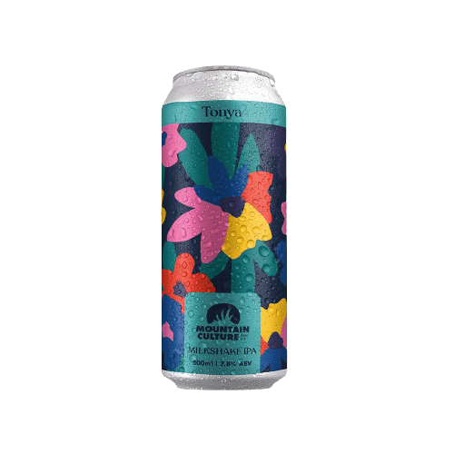 The Beer Drop Mountain Culture Beer Co - Tonya Milkshake IPA - 500ml