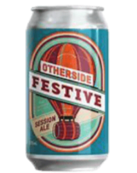 The Beer Drop Otherside Brewing Co Festive Session Ale