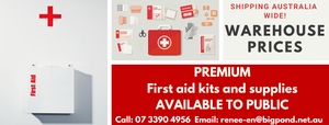 First Aid Supplies Brisbane Warehouse pries - Renee Enterprises Brisbane First Aid Supplies