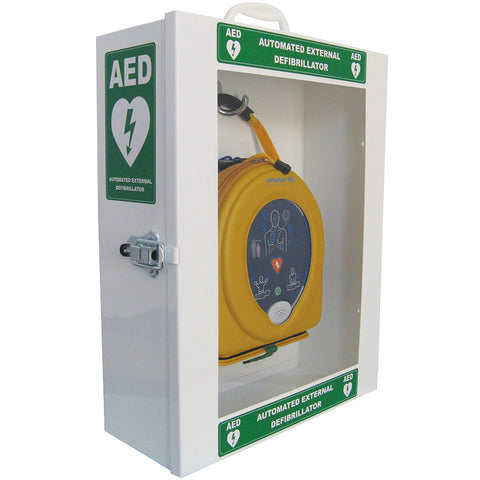 Heartsine Wall Cabinet - Brisbane First Aid Supplies