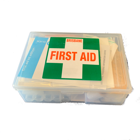 Runabout Glove Box First Aid Kit - Brisbane First Aid Supplies