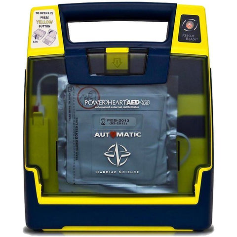 Powerheart Defibrillator (Automatic) - Brisbane First Aid Supplies