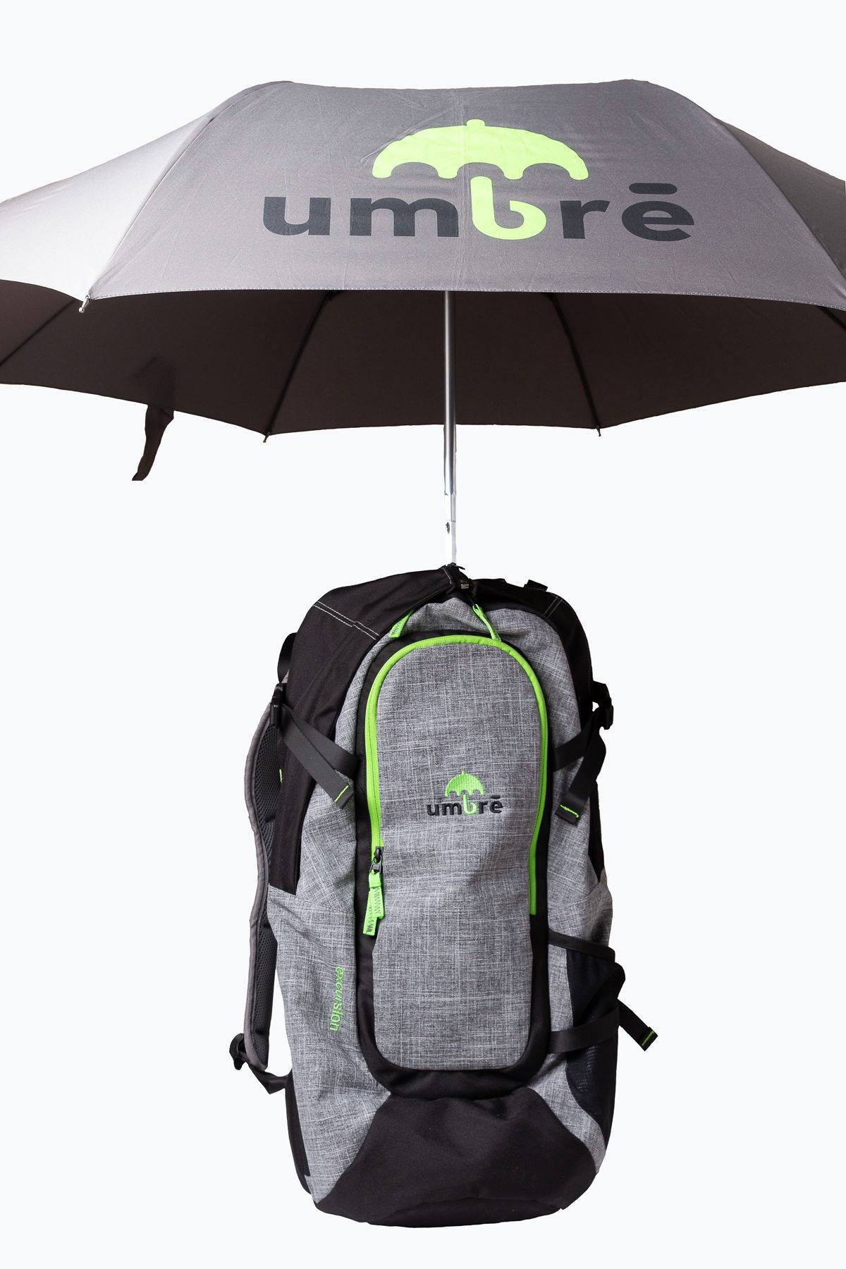 Hands Free Umbrella & Backpack In One