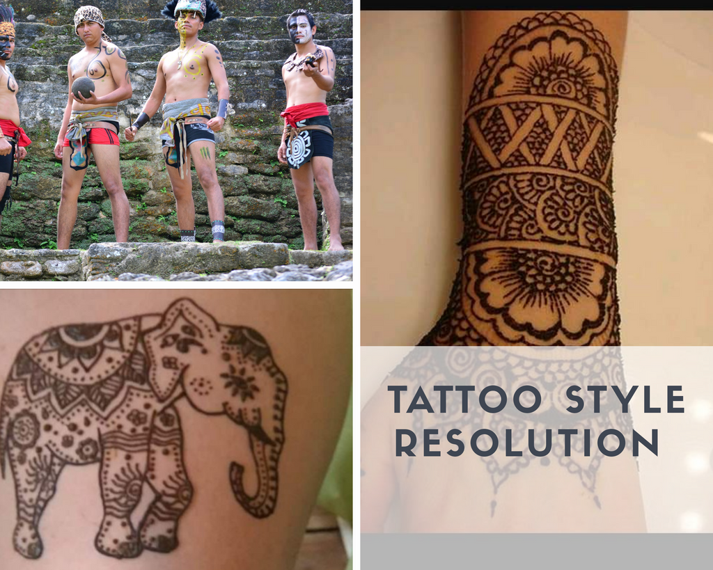 Tattoo Style Transformation