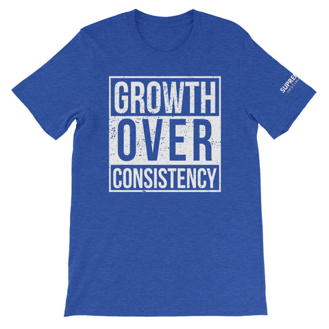 Growth Over Consistency T-Shirt