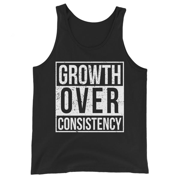 Growth Over Consistency Tank Top