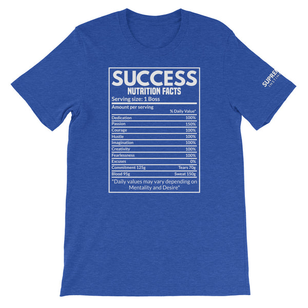 Nutrition For Success T-Shirt