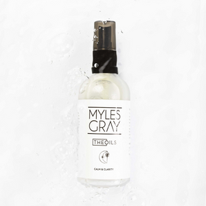 Calm and Clarity Essential Oil Spray - Me Time. Just For Me