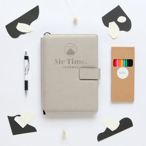 Me Time. Complete Journal Gift Set - Me Time. Just For Me