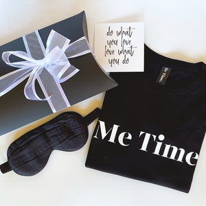 The Rest Time Me Time. Gift Box