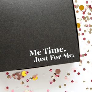 The Me Time. Ultimate Gift Box - Me Time. Just For Me