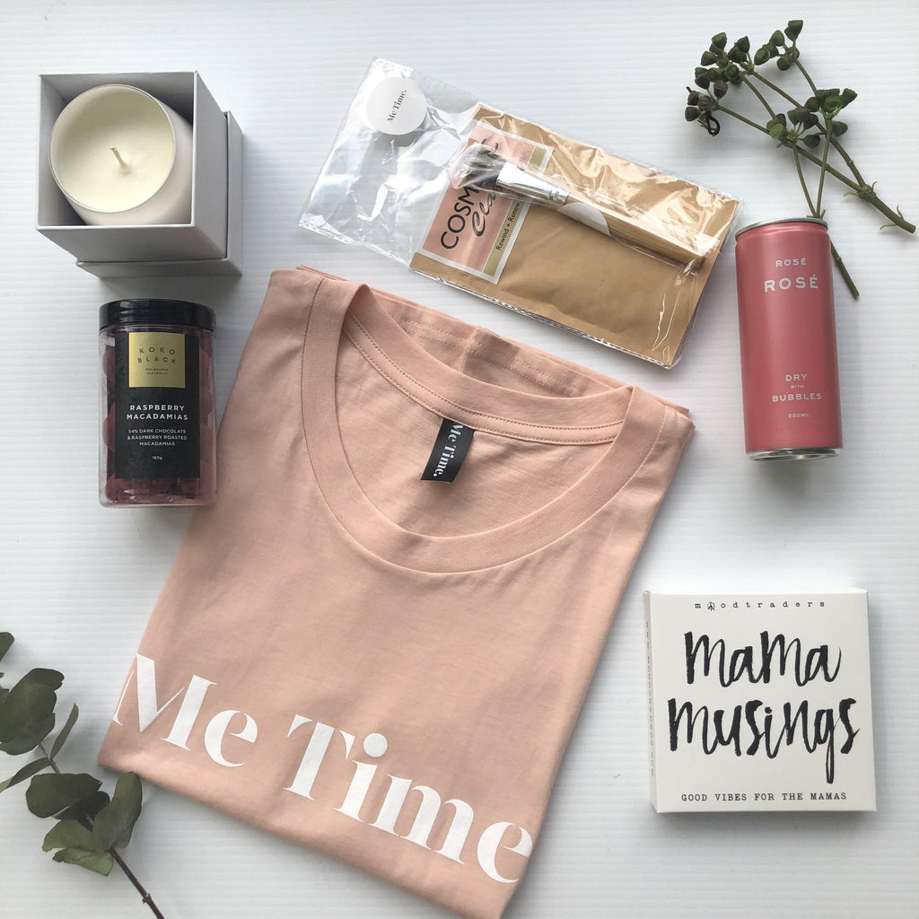 The Me Time. Pretty In Pink Mum Gift Box