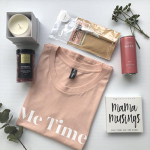 The Me Time. Pretty In Pink Gift Box